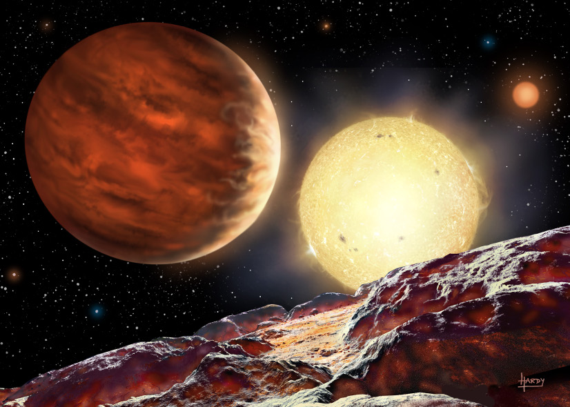 Images | WASP Planets