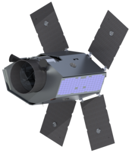 The proposed Twinkle spacecraft (Twinkle/Surrey Satellite Technology Ltd)