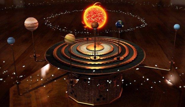 BBC Horizon: Secrets of the Solar System